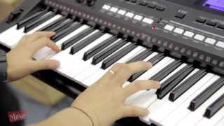 Yamaha PSR-E433 Demonstration