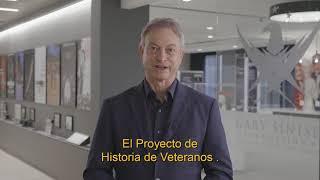 Library of Congress Veterans History Project 2018 PSA (SPANISH)