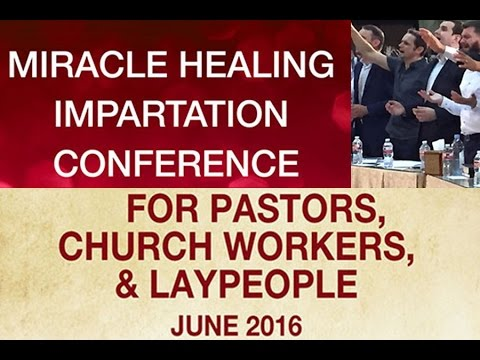 Dallas/Ft. Worth Pastor's Conference: Part 1