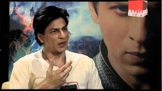Shahrukh Khan talks about himself