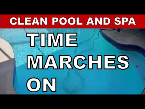 Pool timer hook up