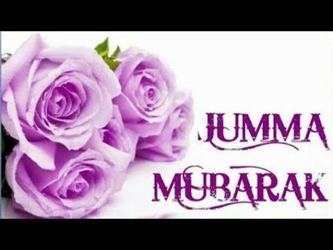 Jumma Mubarak Dua Me Yaad Rakhna 💚💚