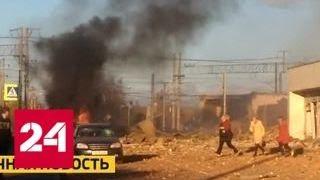 """Под завалами """"Аванграда"""" могут находиться люди - Россия 24"""