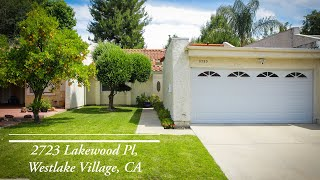 2723 Lakewood Pl | Westlake Village CA | Video Tour