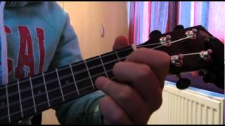 Hot And Cold KATY PERRY Ukulele Tutorial