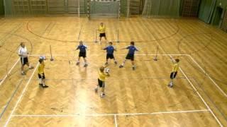 Basic Handball - Defensive Small Groups