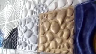How to install Polystyrene ceiling tiles - quick and easy