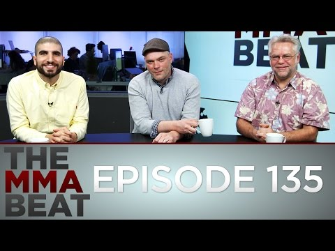 The MMA Beat: Episode 135