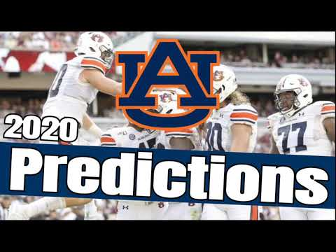 Auburn 2020 College Football Predictions And Full Preview- All Sports Central