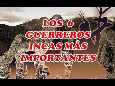 Fotos de guerreros incas 63