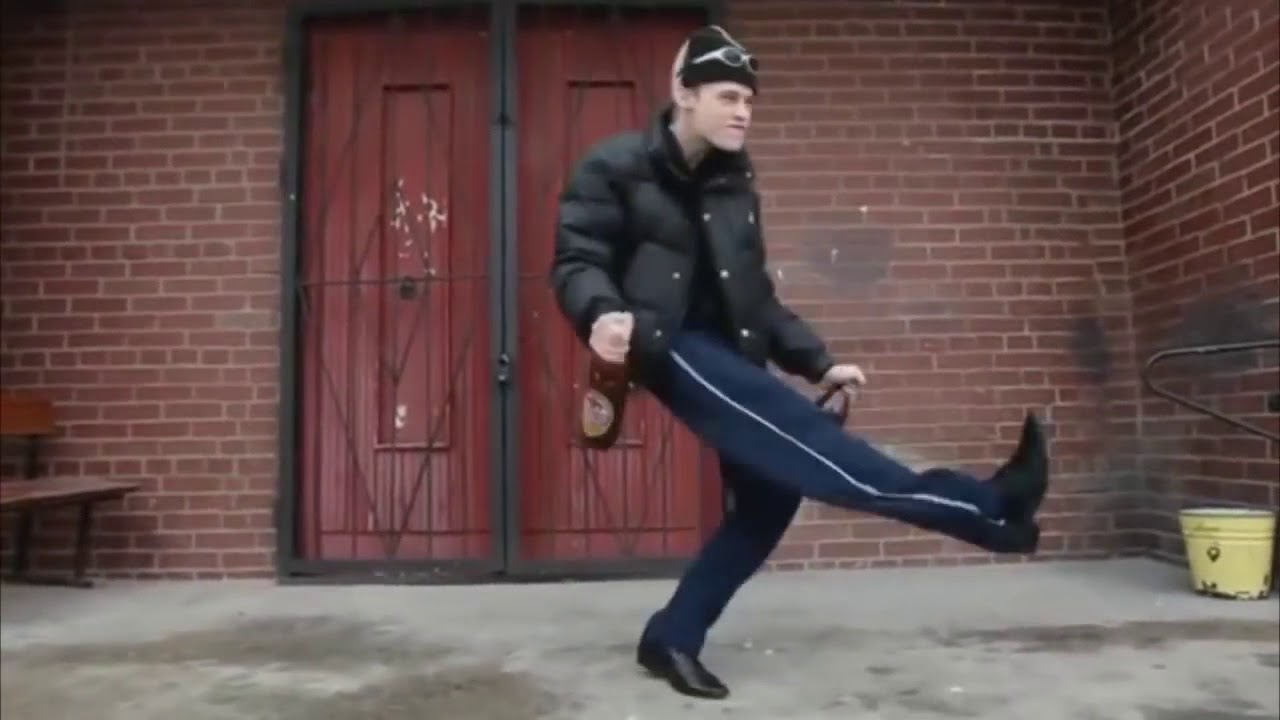 Gopnik Dance Slav Party Popular Meme Youtube