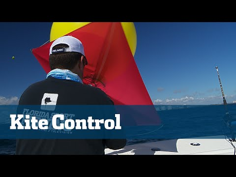 Kite Fishing Fine Tuning Kites - Florida Sport Fishing TV Pro's Tip
