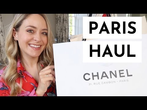 PARIS HAUL: Chanel, Sézane & Vintage! | Fleur De Force