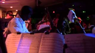 Kimbara Orquesta Cali acompañando a Anthony Cruz (A Fuego Lento) en vivo