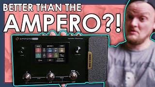 Better value = Better tone? Hotone Ampero ONE First Impressions Review and Demo