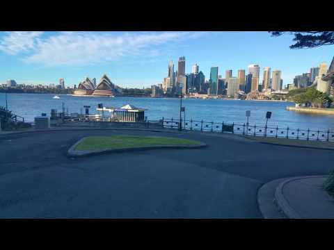 Sydney harbour view by umer saeed