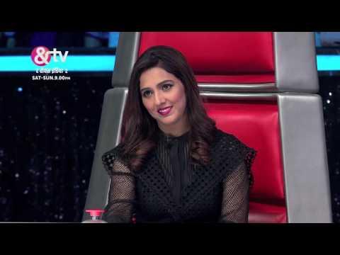 Isha Sings Aji Rooth Kar Ab Kahan Jaiyega | The Voice India S2 | The Blinds |Sneak Peek|Sat-Sun, 9PM