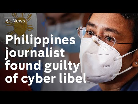 Philippines journalist faces six year prison sentence for highlighting corruption allegations
