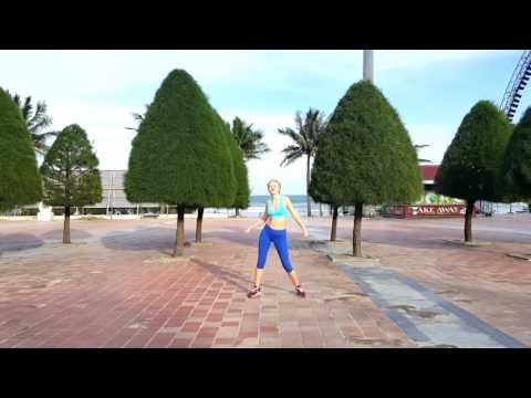 Zumba 2017: La Patica Reggaeton ZIN Mega Mix 54, Zumba Choreography by Mila Heavenly