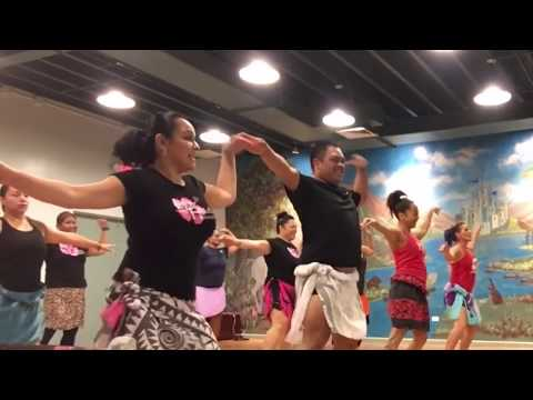 HOT HULA fitness® with Nickie - Siva Mashup Waipahu, HI