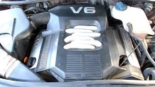 Двигател за Audi A4 (B5) 2.6, 150 к.с., седан, 1995 г. code: ABC