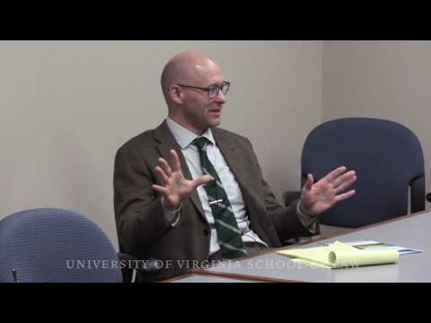 Introduction to UVA Law's Environmental Law Program, With Michael Livermore