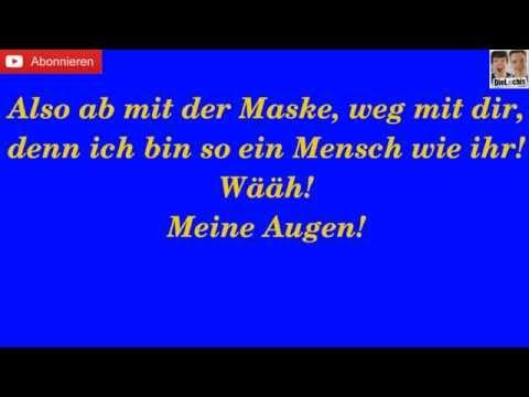 Die Lochis - Cro Traum PARODIE Lyrics