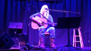 RJ Ballard - Spinning Dancer (Live at CAFE Artichoke - Portland, Oregon -2014)