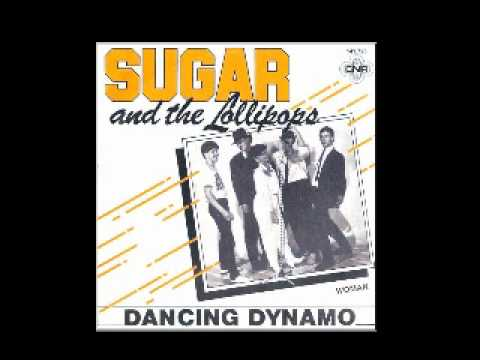 Sugar And The Lollipops  Dancing Dynamo 1981 CNR Records