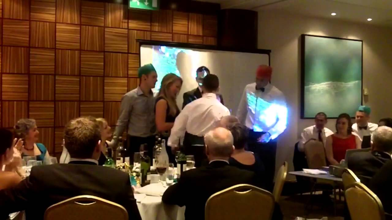 Christmas Party Speeches Part - 15: Storm Force Christmas Party Speech