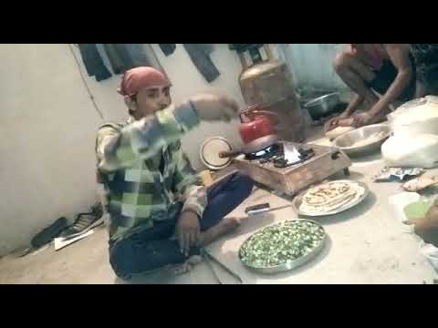 Lucknow Uttar Pradesh Worker Life Style || Indian Funny Video