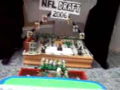 NFL 2006 Draft and Electric Football