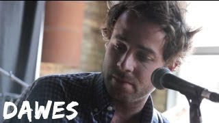 Dawes - From A Window Seat - Live at Lightning 100