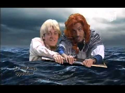 parodie chanson titanic