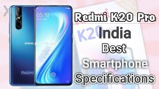 Xiaomi Redmi K20 Pro Price Full Specifications Smartphone Review In India By Raj Gadgets
