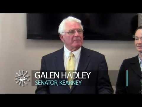 Nebraska state senators, mayors, express support of LB357 sales tax bill