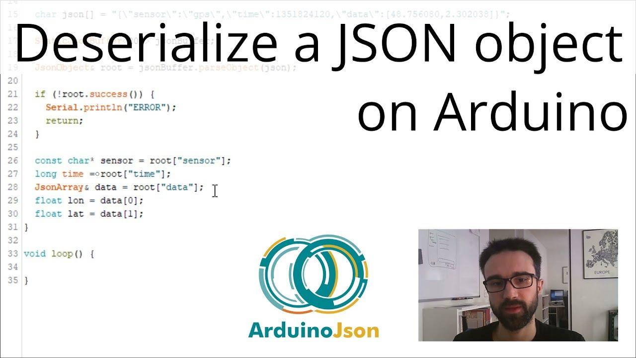 JsonParserExample ino | ArduinoJson 5