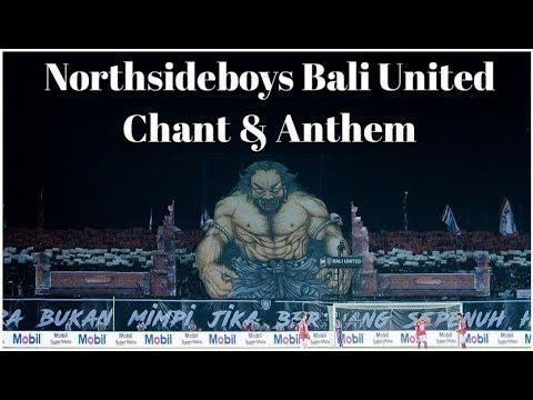 5 Chant & Anthem Terbaik Northsideboys Bali United + Lirik