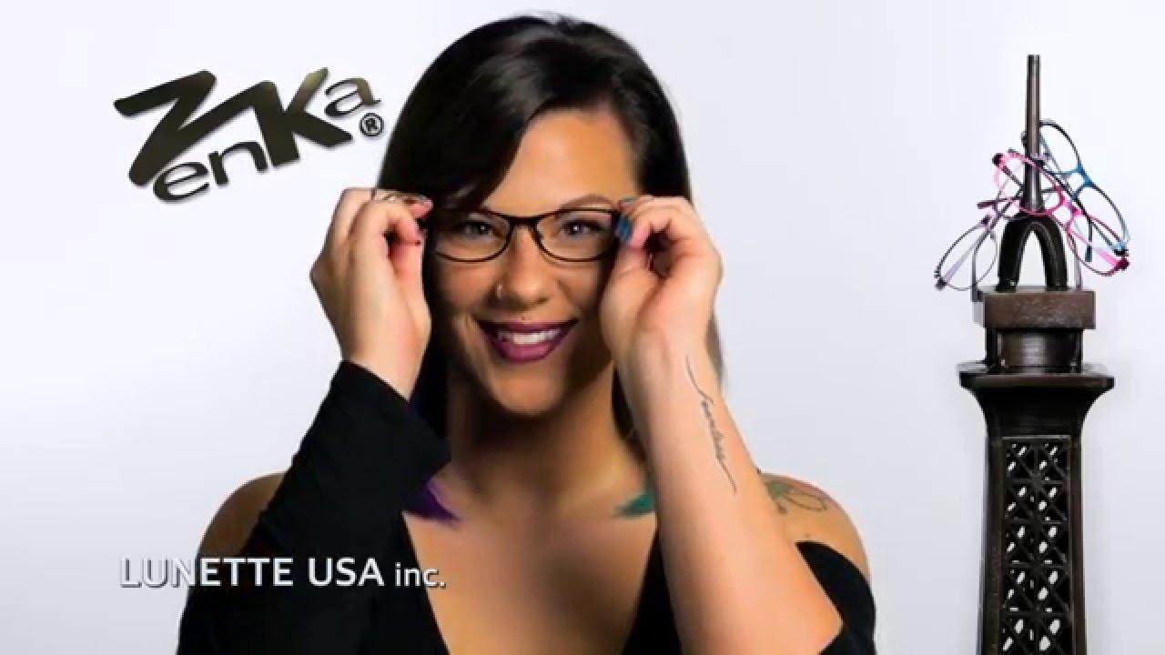 cbc243f507 Zenka Modular Eyewear 2016 - Promo 1 - YouTube