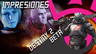 Vídeo Destiny 2