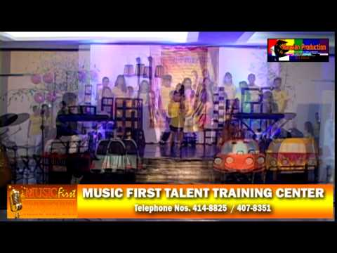 CHARIOTS OF FIRE by (Music First Talent Training Center) Coaches and Students.