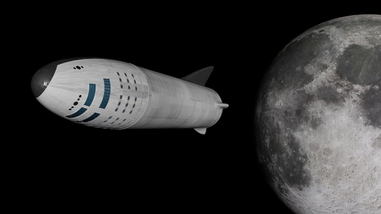 Spacex May Be Sending Tourists To The Moon But They Wont Be