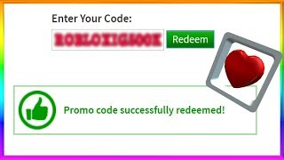 [PROMOCODE] Roblox Hovering Heart!!