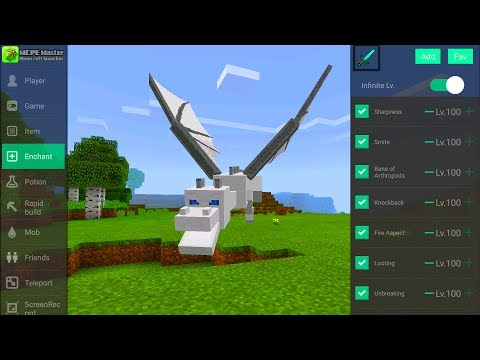 The BEST HACK in Minecraft Pocket Edition