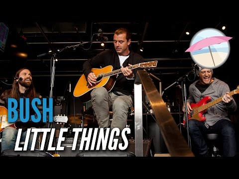 Bush - Little Things (Live at the Edge)