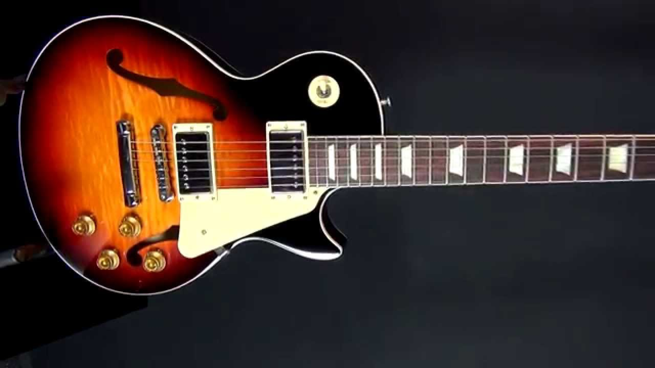 gibson memphis 2015 es les paul review youtube. Black Bedroom Furniture Sets. Home Design Ideas