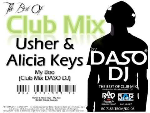 Usher & Alicia Keys - My Boo (Club Mix DASO DJ)