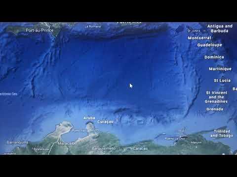 5/14~UNDERWATER ANOMALY FOUND! STRANGE FORMATION IN CARIBBEAN SEA!!