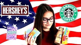 Trying American Candy -Foodness Shop- | Leonarda Bu