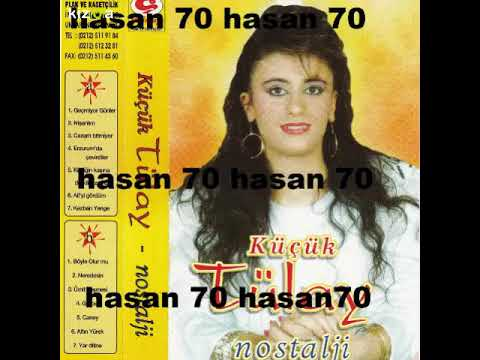 Küçük Tülay - Nişanlım (Nostalji 1999) nette yok